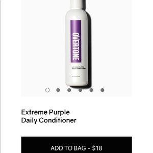 Overtone Extreme Purple Daily Conditioner